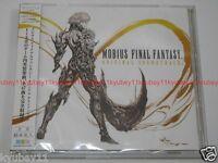 New MOBIUS FINAL FANTASY Original Soundtrack CD Japan SQEX-10534 4988601464987