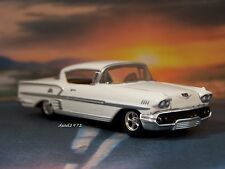 COLLECTIBLE 1958 58 CHEVY IMPALA DIECAST MODEL 1/64 SCALE DIORAMA OR DISPLAY