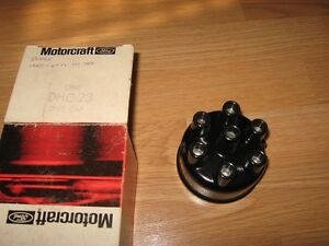 NOS Motorcraft 1951 Dodge 6 Cyl Distributor Cap 1949 -1964 Willys Jeep Checker
