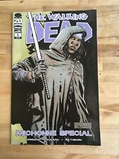 The WALKING DEAD MICHONNE SPECIAL#1 ORIGIN Story October 2012