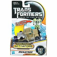 TRANSFORMERS dark of the moon MEGATRON decepticon 29630 nuovo robot heroes nuovo