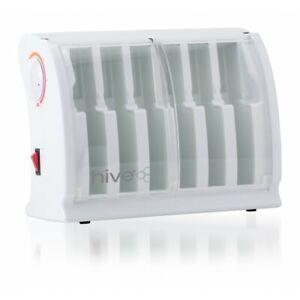 Hive of Beauty Multi-Pro Cartridge Waxing Heater Six(6) Chambers-Full Warranty