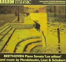 Beethoven(CD Album)Piano Sonata-BBC-2000-New