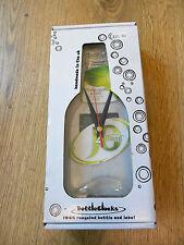 J2o Bianco Uva & Kiwi Bottiglia Orologio in Scatola Regalo Ideale BOTTIGLIA Sciolto Misto Bianco