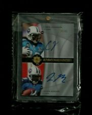 Chris Johnson Javon Ringer Ultimate Collection DUAL SIGNATURES Auto Rookie #/45!