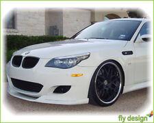 für BMW 5er e60 e61 limousine touring nieren front grill SCHWARZ m m5 kühlergril