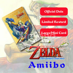The Legend Of Zelda Loftwing Skyward Sword amiibo Cards NFC Card For Nintendo