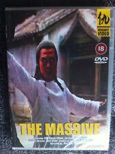 THE MASSIVE - UK DVD - Chi Kwan Chun