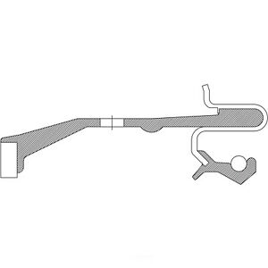 Auto Trans Extension Housing Seal National 710636