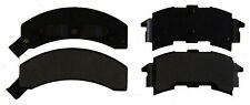 Disc Brake Pad Set-Semi Metallic Disc Brake Pad Rear ACDelco Pro Brakes 17D262M