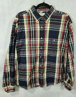 Shyanne XXL Shirt Western Plaid button up Long Sleeve Shirt Excellent Condition