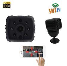 Mini Cámara de Vigilancia Casa Negocios Despacho Studio Live App Ip P2P Wifi