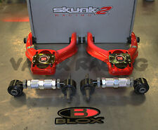 Skunk2 Pro Series FRONT & Blox REAR Camber Kit Combo HONDA CIVIC 96-00 EK
