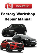Mazda 3 Mazdaspeed3 2010 Workshop Service Repair Manual