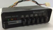 Whelen PCCS9N Switch Box NOS