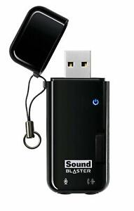 Creative SB-XFI-GPR2 Sound Blaster X-Fi Go! Pro r2 Creative USB Audio Interface