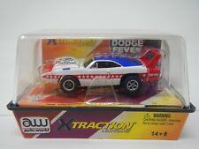 Auto World '69 Dodge Daytona Dodge Fever HO Scale Slot Car