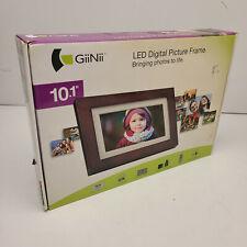 "GiiNii 10"" Led Digital Picture Frame"