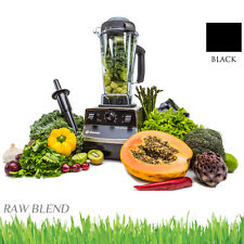 NEW Vitamix TNC5200 Blender - Black - Original Australian Dealer - Raw Blend