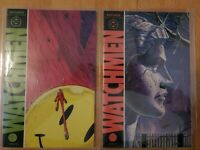 Alan Moore's WATCHMEN #1-2 1st Printing 1986 VF/NM Condition!