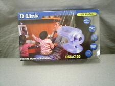D-LInk DSB-C100 USB DIGITAL VIDEO CAMERA, Webcam, USB Camera
