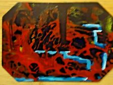 aceo original WATER THROUGH HELL painting