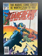 Marvel, Daredevil #166,  8.0 VF