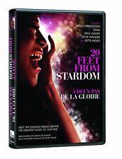 NEW DVD - 20 FEET FROM STARDOM - Bruce Springsteen, Sting, Mick Jagger, Stevie W