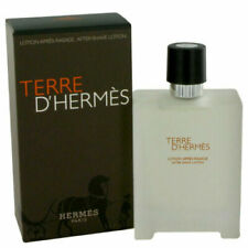 TERRE D'HERMES  by HERMES 100ML AFTER SHAVE LOTION NEW SEALED BOX.