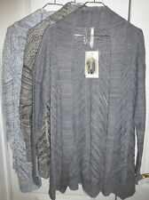 Leo /& nicole Ladies Black Top Med NWT