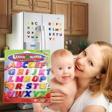 Colorful ABC Alphabet Fridge Magnet Early Learning Educational toys Kids Gifts