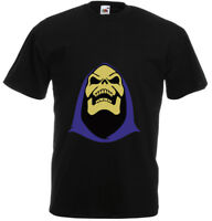 Skeletor Face, Men's Printed T-Shirt