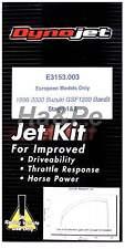 Dynojet Vergaser-Kit Stage 1 & 3 Suzuki GSF 1200 Bandit  1996 Rennsportartikel