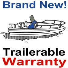 """17' 6"""" - 21' 6"""" Semi-Custom Center Console V-Hull Boat Cover,5 Year Warranty,New"""