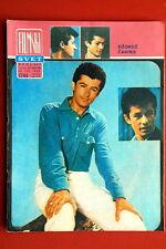 GEORGE CHAKIRIS ON COVER 1966 RARE EXYU MAGAZINE
