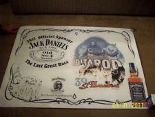 JACK DANIELS Official Sponsor Iditarod 2011 Sled Dog Race 3'x5' BANNER Poster