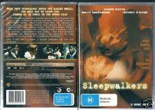SLEEPWALKERS BRUCE GREENWOOD NAOMI WATTS NEW 3 DVD SET