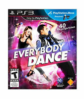 Everybody Dance: Playstation 3 [Brand New] PS3 New Sealed