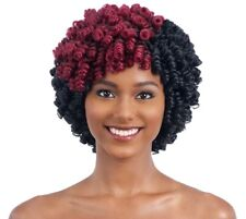 2X WEEZY CURL SMALL - FREETRESS SYNTHETIC HAIR WAND CURL CROCHET BRAID