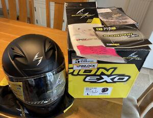 Scorpion EXO-710 Air Large Motorbike Helmet