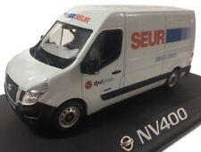 Nissan NV400 SEUR grupo DPD 1/43 NOREV Traskit impresión digital