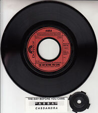 """ABBA  The Day Before You Came & Cassandra PICTURE SLEEVE 7"""" 45 rpm BRAND NEW"""