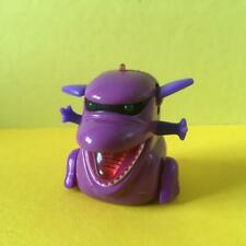 Tomy Micropets Cyber Pets Micro Purple Monster Interactive Electronic Toy Figure