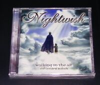 Nightwish Walking IN The Air Greatest Ballads CD Rapide Expédition Neuf & Ovp