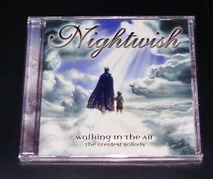 NIGHTWISH WALKING IN THE AIR THE GREATEST BALLADS CD SCHNELLER VERSAND NEU & OVP