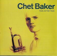 Time After Time by Chet Baker (CD, 2007)