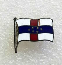 Rare Vintage Olympic pin NOC Netherlands Antilles 1960 generic enamel
