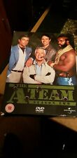 THE A-TEAM - SEASON TWO (BOXSET) (DVD)