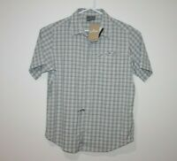 Kathmandu Short Sleeve Button Up Shirt Size Men's Medium BNWT