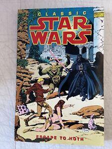Star Wars: Escape to Hoth - Dark Horse Trade Paperback Vol3 Nice